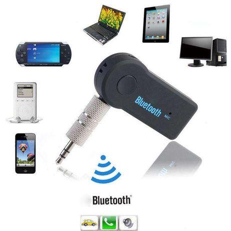NOVO! Bluetooth Kit Mãos Livres, Receptor Jack 3,5 Audio Wireless