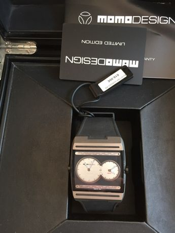 MomoDesign relógios novos com garantia