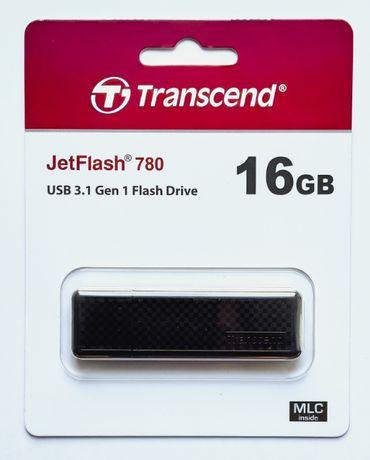 Флеш память USB Флешка Transcend JetFlash 780 16GB TS16GJF780 MLC