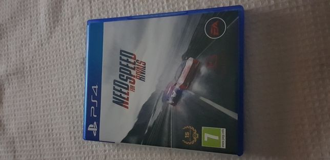 Need for speed Rivais-PS4