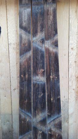 stare deski drewno retro belki ciosane design