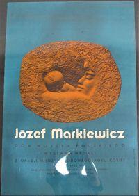 Plakat Józef Markiewicz Bohdan Berg 1975