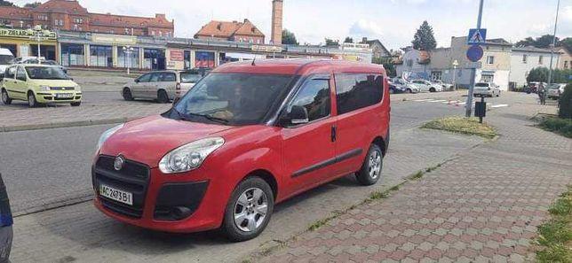 Fiat Doblo Multijet 2010