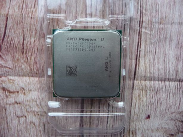 Процессор 4ядра AMD Phenom II X4 945 3,0GHz Socket AM3 95Вт