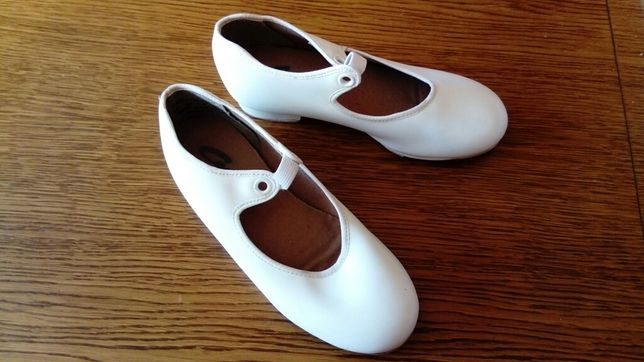 Nowe buty do stepu rozm. 28, dł. wkładki 18,5 cm.