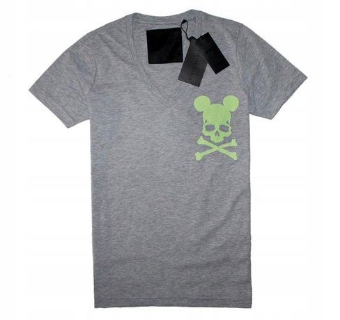 PHILIPP PLEIN - T-shirt - Nowa / Oryginalna Koszulka - ROZ. L