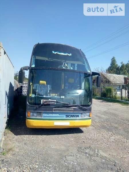 Scania автобус Бровары - изображение 1