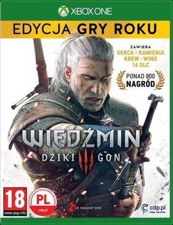 Wiedźmin 3 Educja roku Xbox klucz