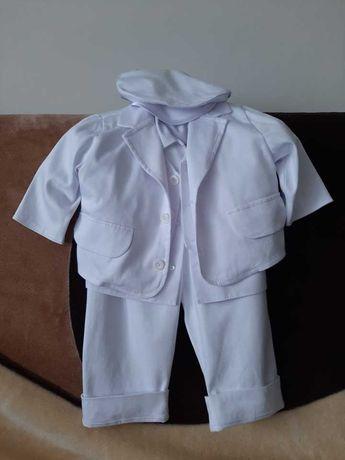 Ubranko do chrztu dla chłopca