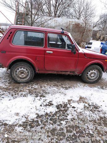 Легковой автомобиль ВАЗ 21213 Нива