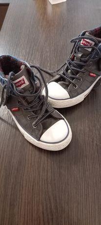 Ботинки, хайтопы, кроссовки  весна осень Levi's 19,5 см, 29 размер