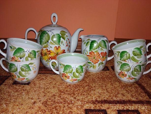 Чайний сервіз 5 персон