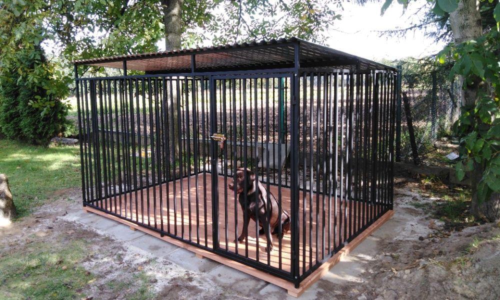 Solidny kojec dla psa 3x3 m, najwyższa jakość, różne rozmiary Wadowice - image 1