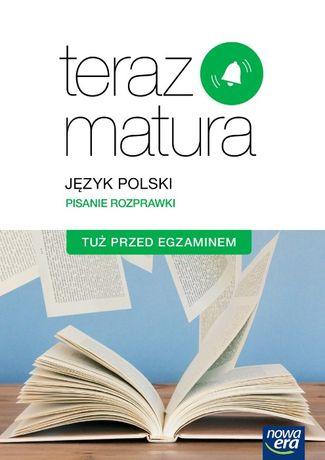 książka Język polski - pisanie rozprawek/tekstów/wypracowań/prac