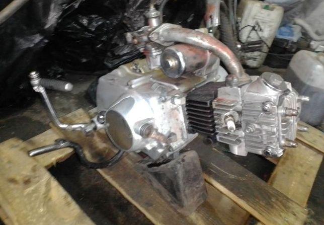 Мотор на Дельту, Альфу 49.9