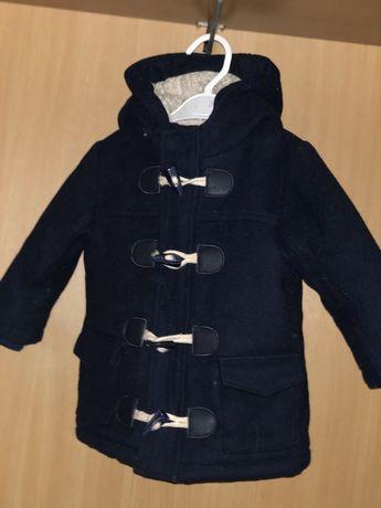 Продам модное, тёплое, зимнее пальто на мальчика/дубленка/Куртка 1 год