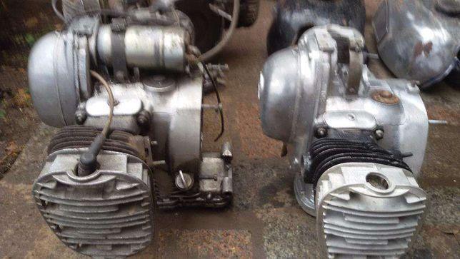 Двигун(Двигатель)Коробка передач К750 Иж49,Иж56 М72 Урал МТ (Днепр)