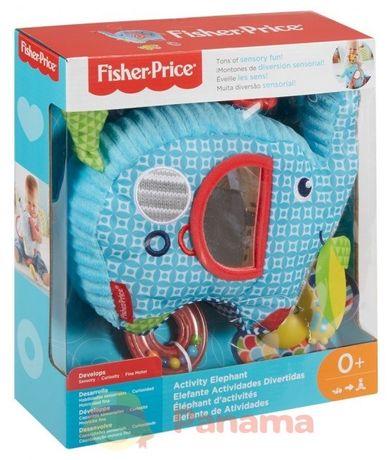 """Мягкая игрушка-подвеска """"Слоник"""" - Fisher-Price"""