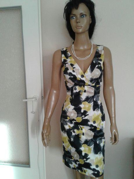 H&M  -  śliczna  sukienka - rozmiar 34