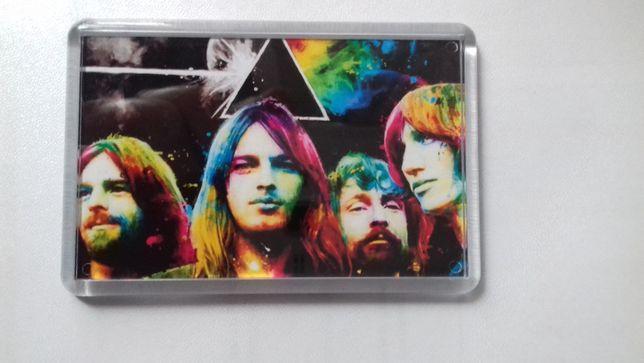 Magnes Pink Floyd kupiony w UK nowy!
