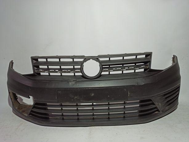Бампер передній Volkswagen Caddy 15-18 рік 2K5807221J Фольксваген