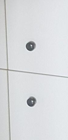 Gałki meblowe ikea hedra