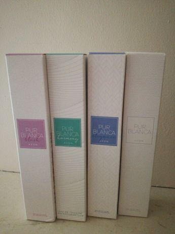 Avon Woda toaletowa Pur Blanca Blush Harmony Elegance walentynki 50 ml