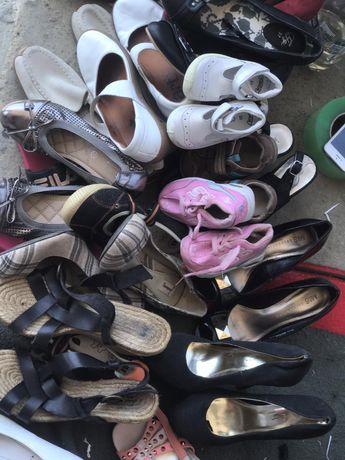Секонд хенд взуття оптом Акція БЕЗКОШТОВНО 10 кг