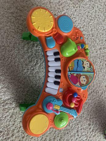 Развивающее пиано детское