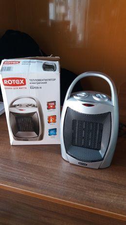 Электрический тепловентилятор ROTEX