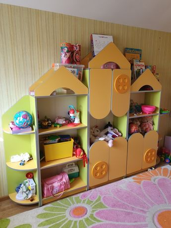 Меблі в ігрову дитячі меблі, дитяча Геліка