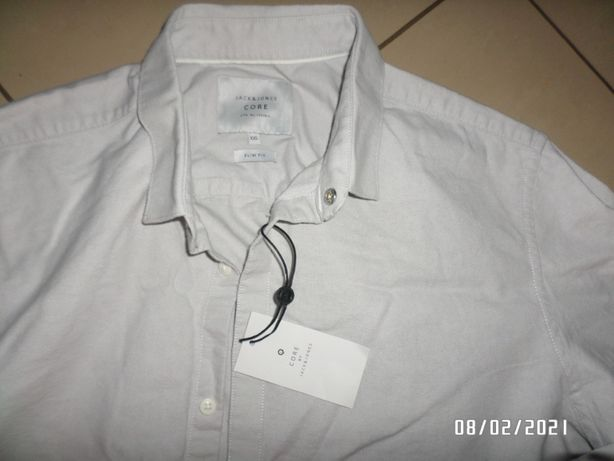 świetna firmowa koszula męska-XXL-44/45