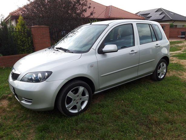 Mazda 2 2007 1.4 Klima bezwypadkowa z  NIEMIEC!