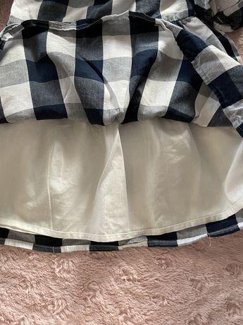 Sukienka w kratke