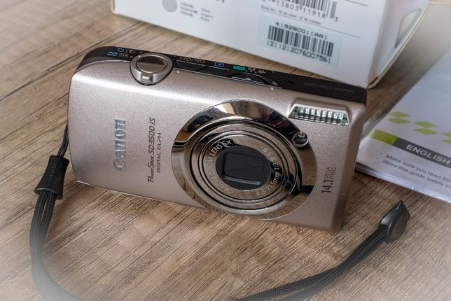 Canon PowerShot SD3500IS