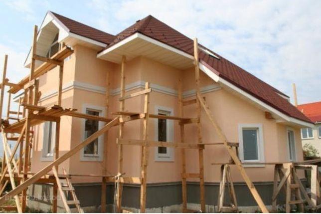 Бригада строителей ,разнорабочие, майстри