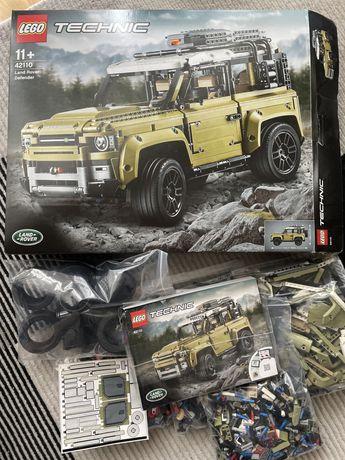 Lego 42110 Land Rover Defender Wawa