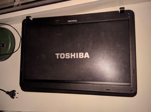 Toshiba C650D на запчасти