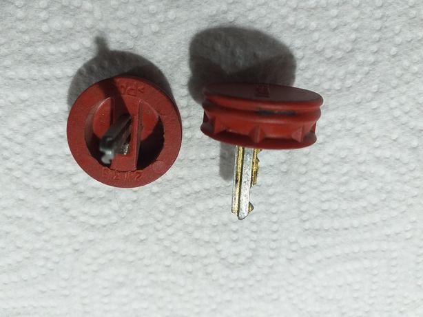 Klucz-Kluczyk-kluczyki-hak Westfalia 2W36