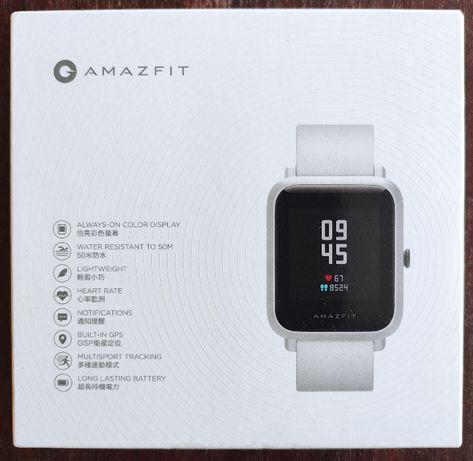 Smartwatch AMAZFIT BIP S biały Nowy