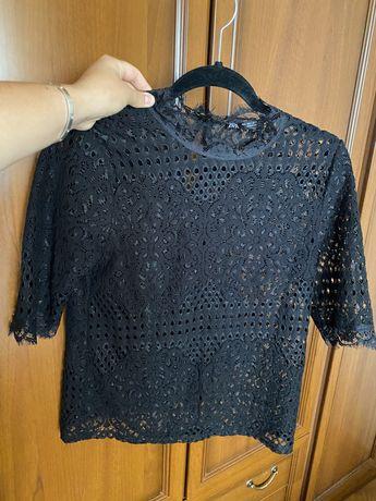 Блуза и пиджак zara, комплект, М