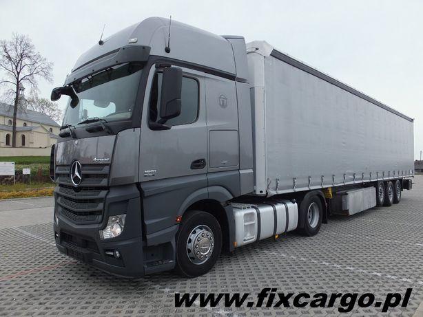 Ciężarowy Transport TIR 1-24t Kielce Firanka Krajowy Miedzynarodowy