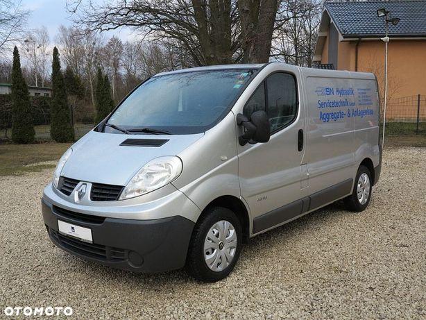 Renault Trafic  L1H1 2.0CDTI 115KM Zadbany Gwarancja