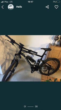 Zamienię rower elektryczny MTB Focus Thron na Honda BF 15