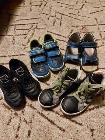 Кроссовки, ботинки на мальчика