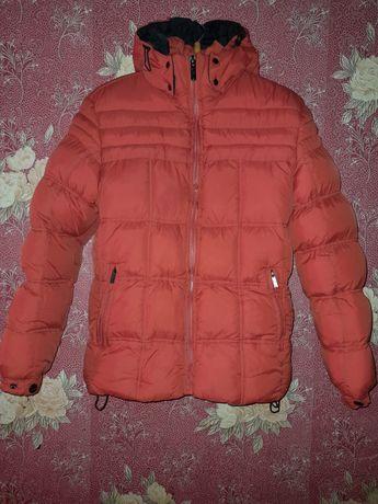 Продаю новую ядовую зимнюю мужскую куртку TIGER FiCCO(очень теплая)