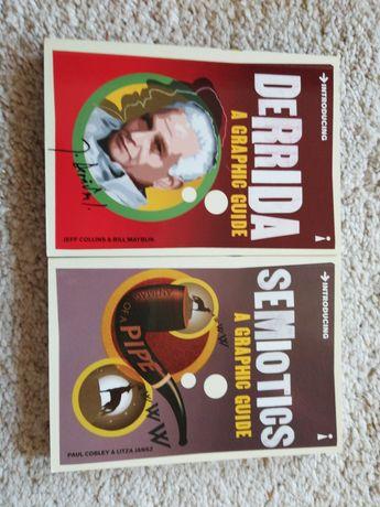 A graphic guide Derrida + Semiotics