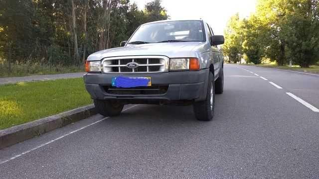 ford ranger 170 mil