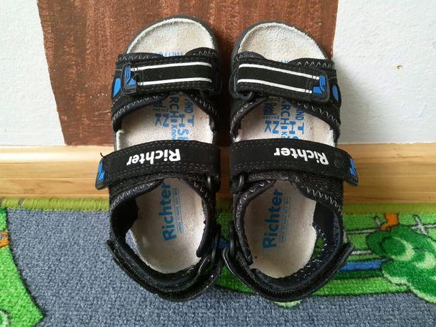 Sandały, buciki, Richter