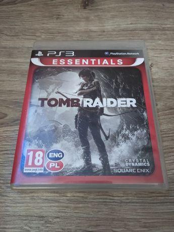 Gra PlayStation 3 TOMB RAIDER PL PS3